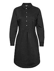 CUantoniett Dress - BLACK