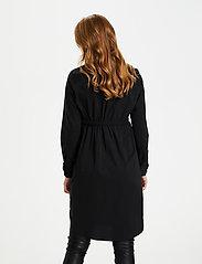 Culture - CUantoniett Dress - midi jurken - black - 4