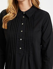 Culture - CUantoniett Dress - midi jurken - black - 5