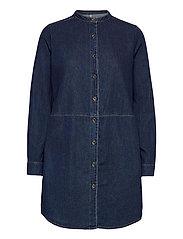 CUpaola Long Shirt - BLUE WASH