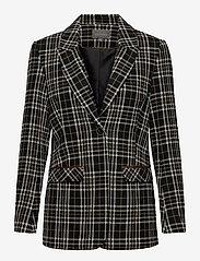 Culture - CUmylia Blazer - oversized blazers - black - 0