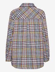 Culture - CUrenea Shirt Jacket - overshirts - blue iris - 2