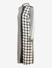 Culture - CUsalomon Dress - midi jurken - black - 2