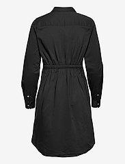 Culture - CUantoniett Dress - midi jurken - black - 2