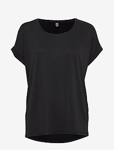 Kajsa T-shirt - BLACK WASH