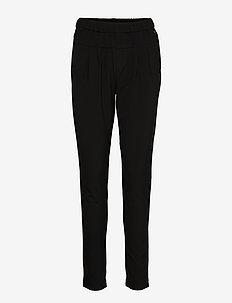 Sarah Pant - spodnie na co dzień - black