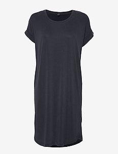 Kajsa T-Shirt Dress - midi kjoler - salute