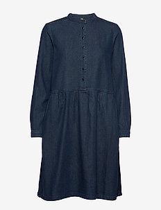 CUpaola Dress - BLUE WASH