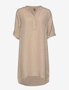 CUparvin Long Shirt - WARM SAND