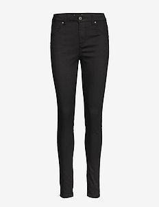 CUasta Twill Pants - BLACK