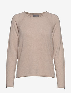 CUalaia Pullover - SAND MELANGE