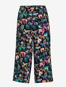 CUsigga MW Pants - rette bukser - black