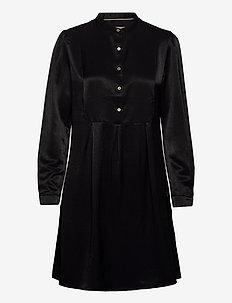 CUcornelia Dress - skjortekjoler - black