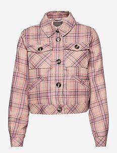 CUaggi Jacket - spijkerjassen - silver peony