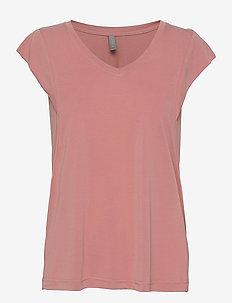 CUkajsa T-shirt - t-shirts - ash rose