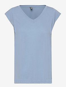 CUkajsa T-shirt - t-shirts - cashmere blue