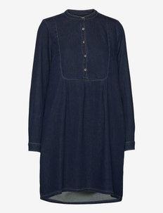 CUpaola Dress - sommerkjoler - blue wash