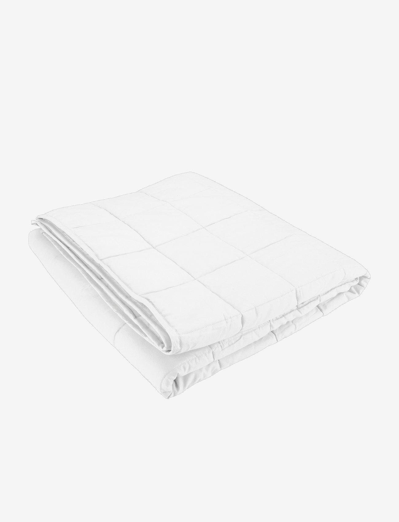 Cura of Sweden - CURA Pearl Classic  150x210cm - literie - white - 0