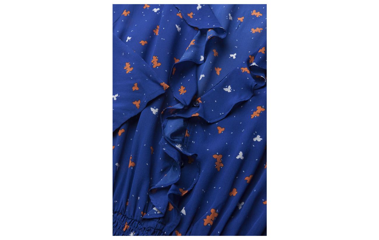 Surf Lolo 100 Doublure Web Intérieure The Soie Blue Viscose Custommade Équipement 1a5qx4w