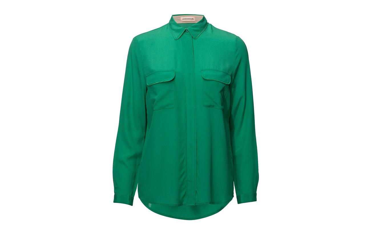 Green Custommade Soie Posy 100 Athalie q7w1xZ4S