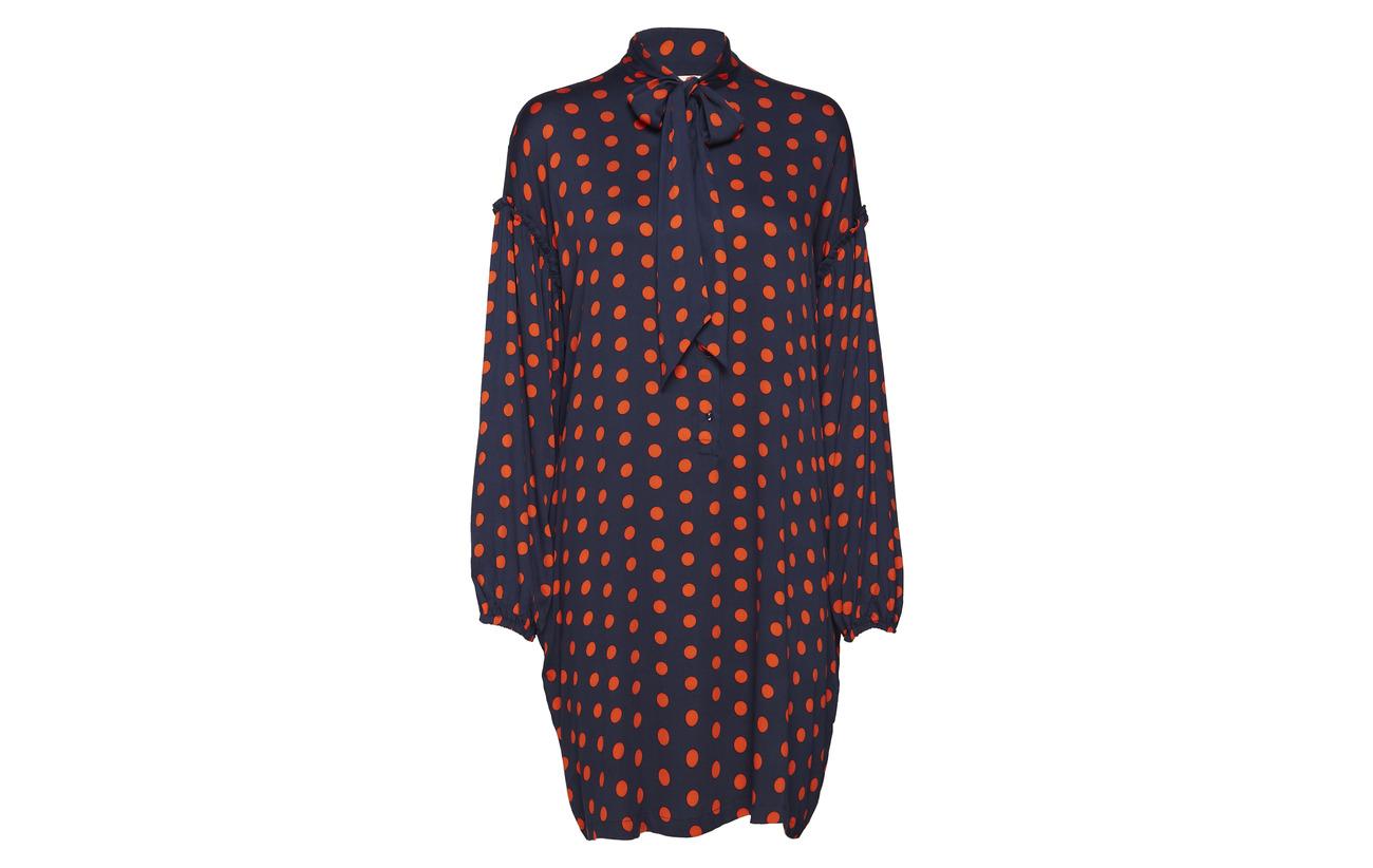 Viscose Elastane Amany 5 Dress Custommade Blues 95 T4vxZ4wq6n