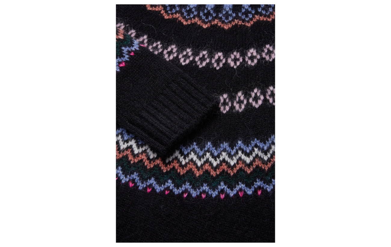 Mohair 13 Custommade Barabara 29 Nylon Black Laine Anthracite Polyester 30 28 rwPInPZt7q