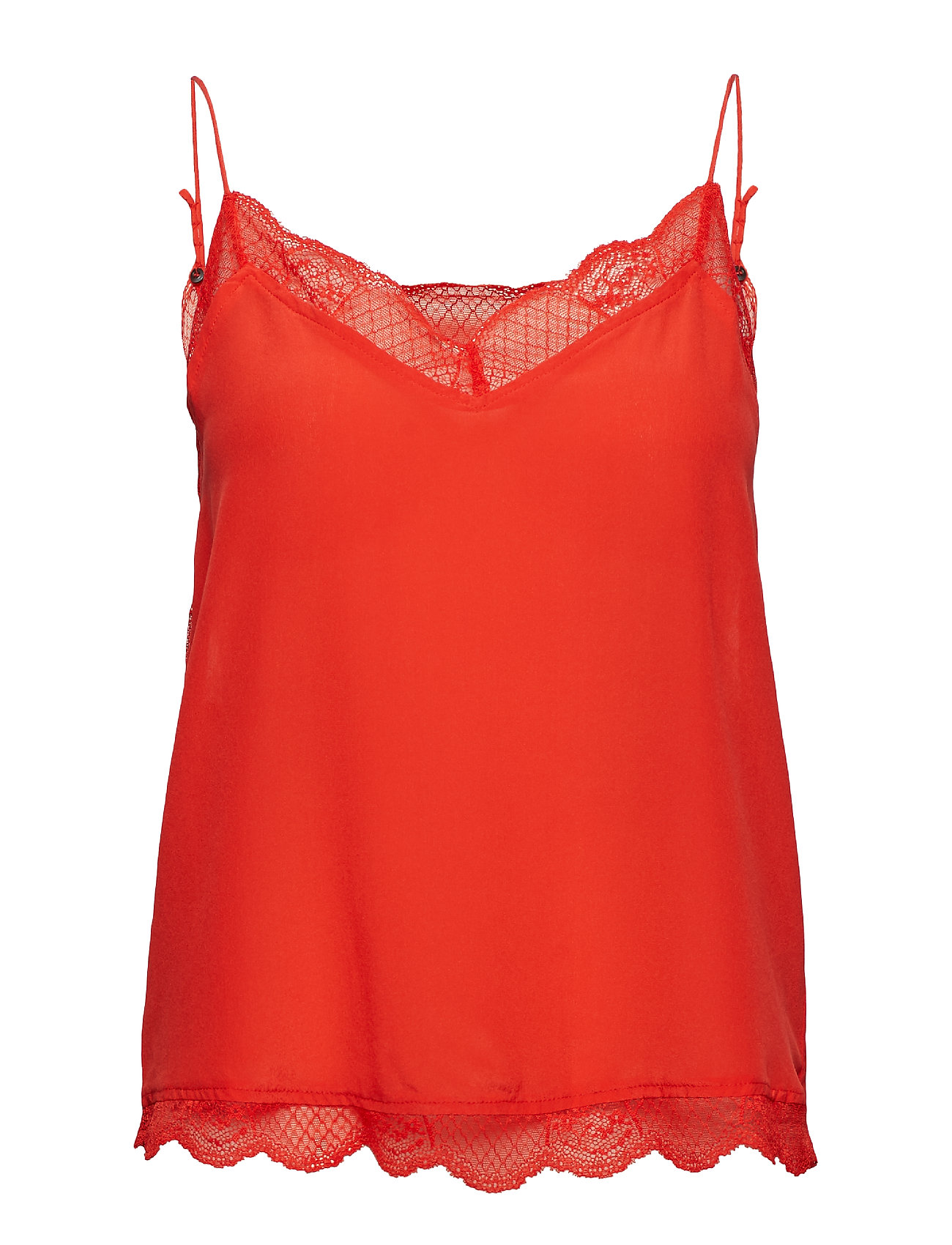 Custommade Pouline - FLAME SCARLET