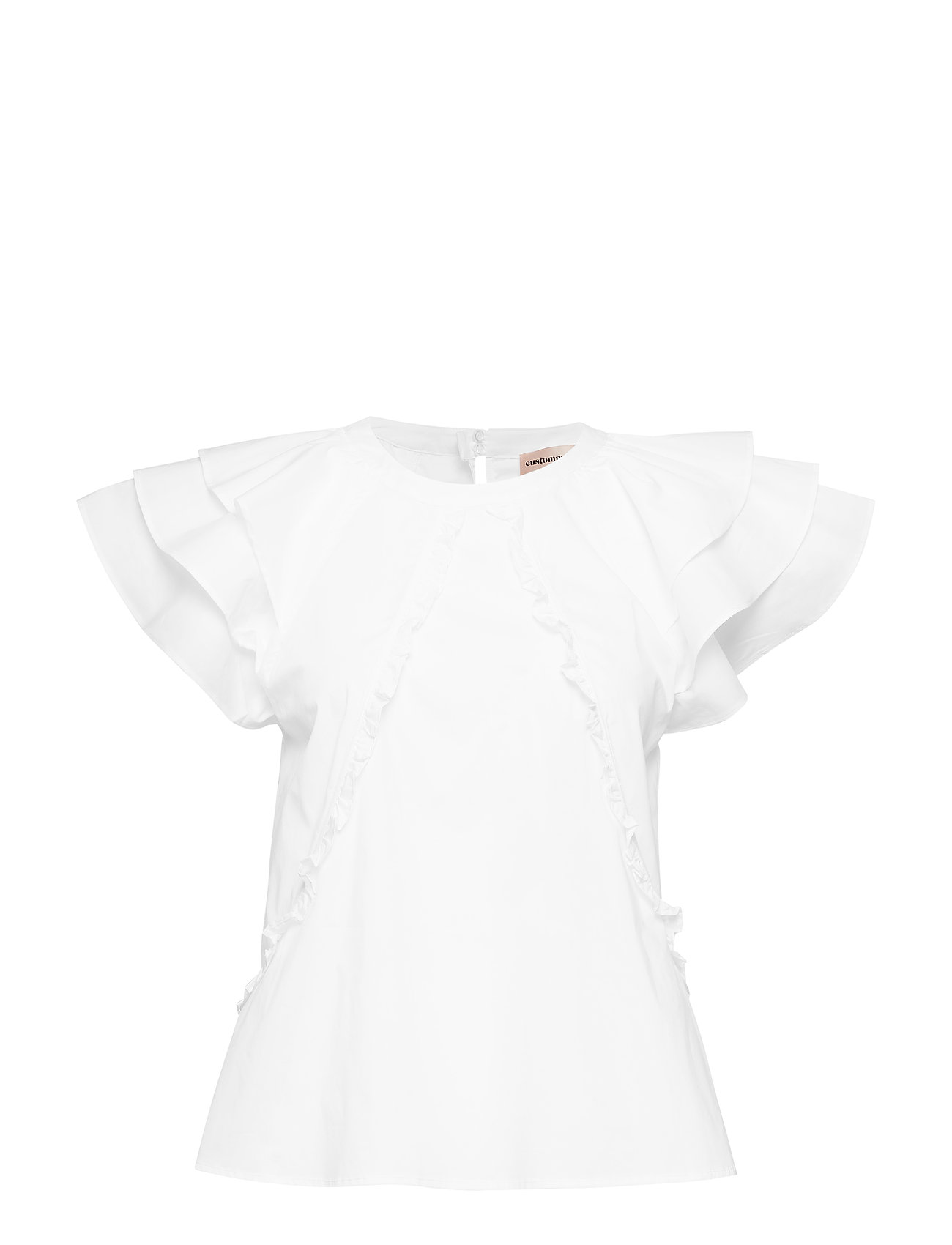 Custommade Othilia Solid - WHITE