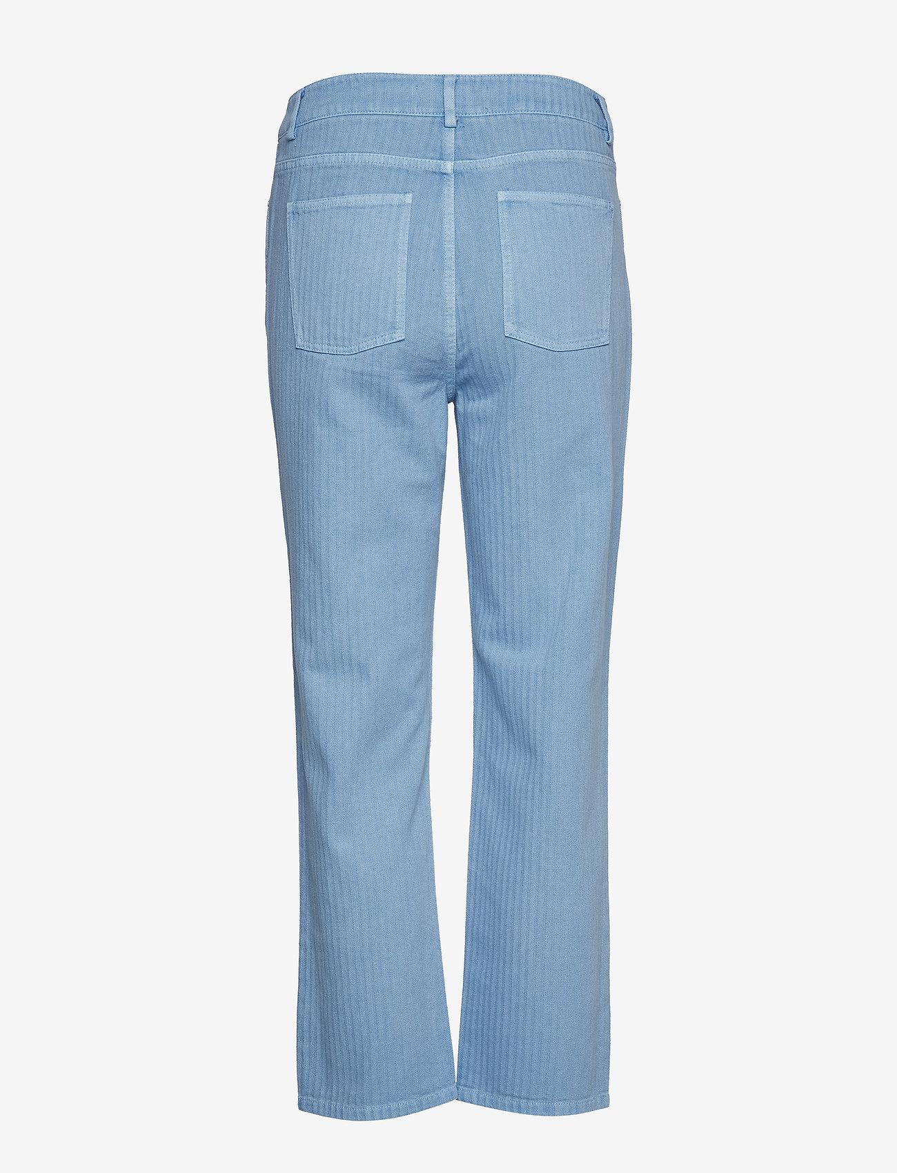 Custommade - Avia - szerokie dżinsy - blue yonder - 1