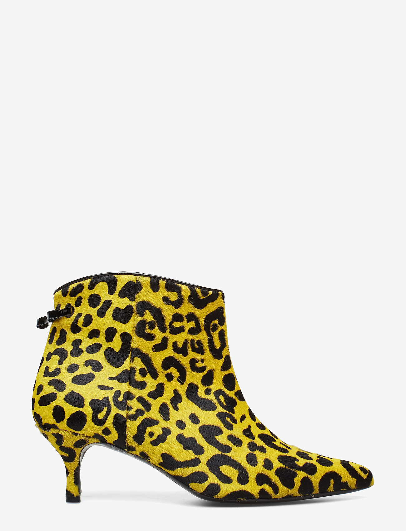 Custommade - Abira Leo - ankle boots with heel - super lemon - 1
