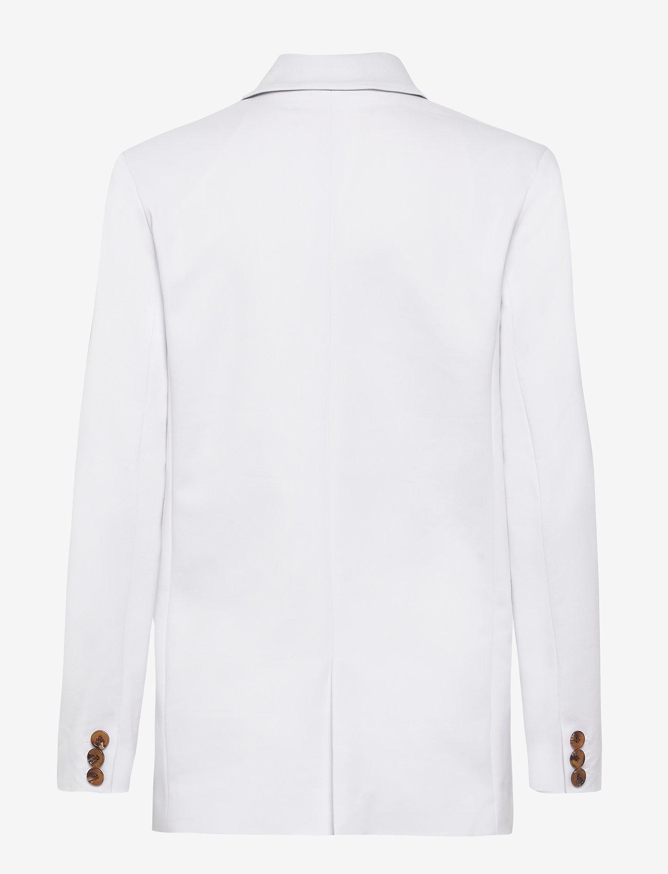 Custommade - Madelin - blazers - white - 1