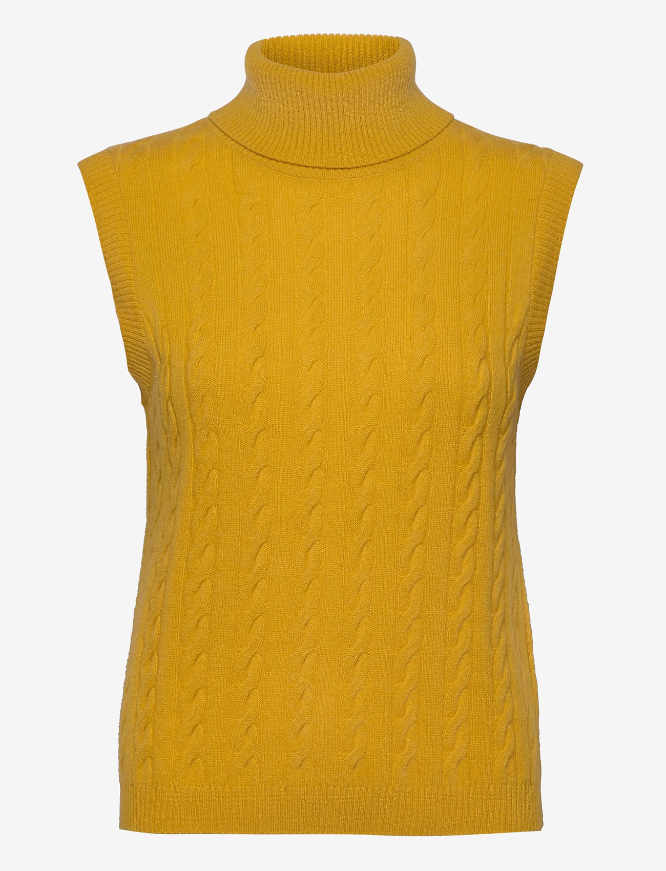 Custommade - Arabella - puffer vests - golden rod - 0