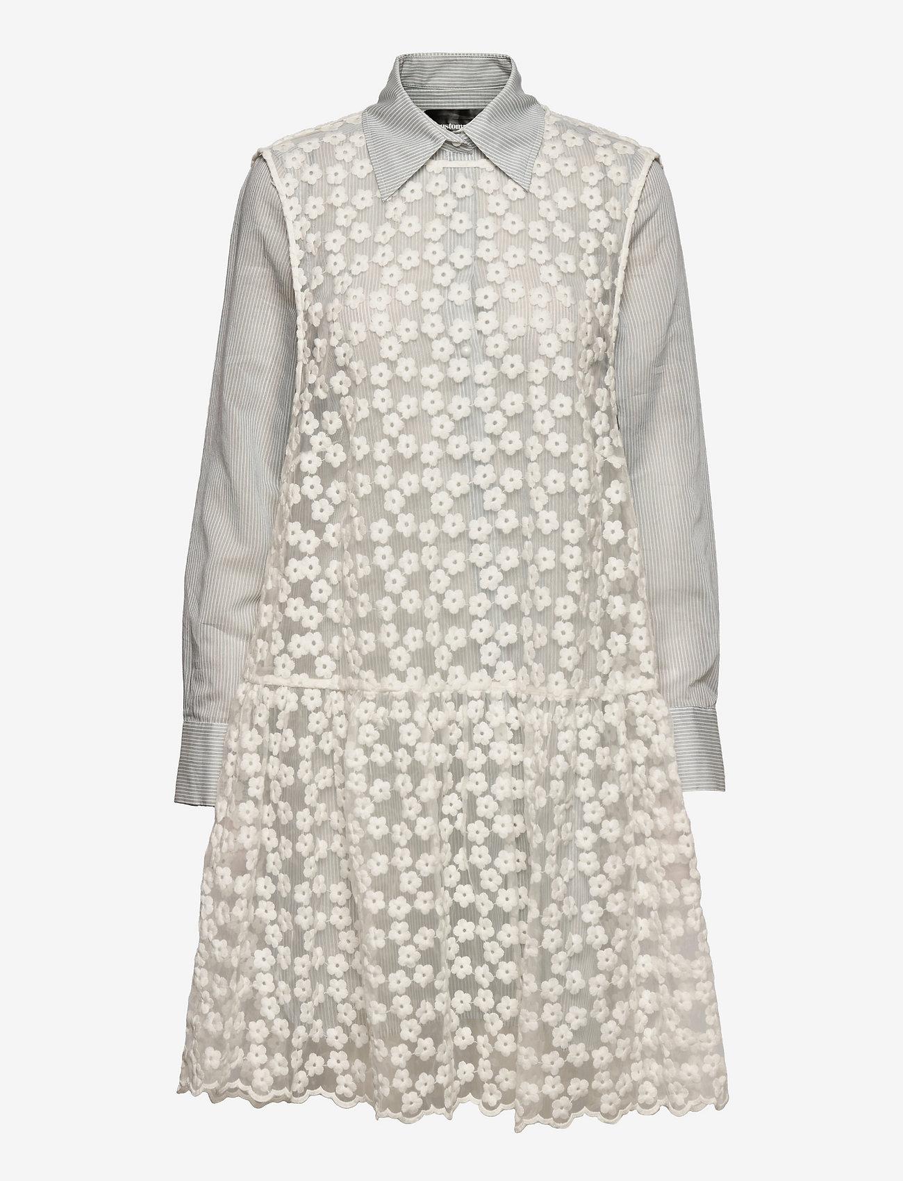 Custommade - Mylia BY NBS - shirt dresses - angel blue - 0