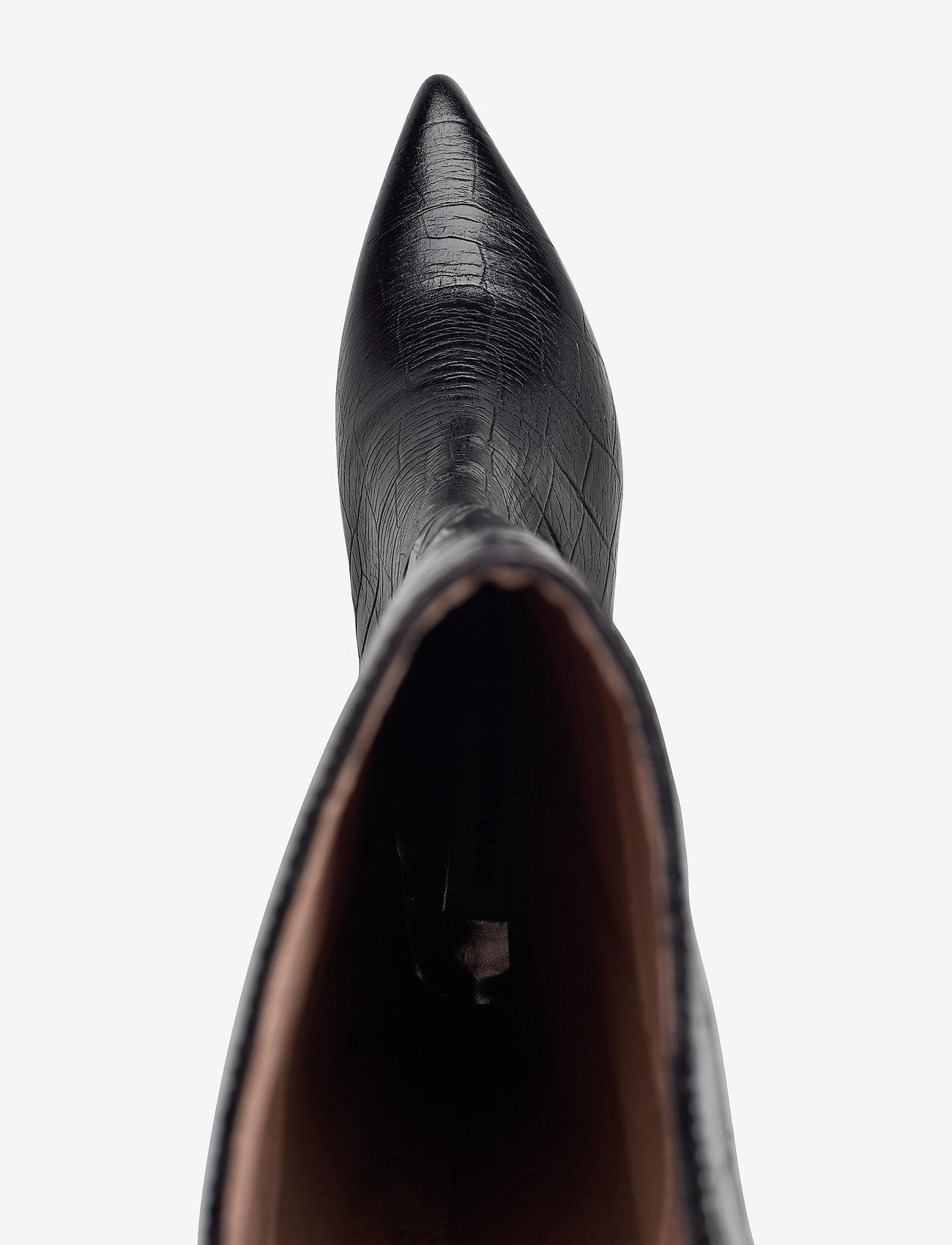 Alia Croco (Anthracite Black) (399 €) - Custommade erBOG