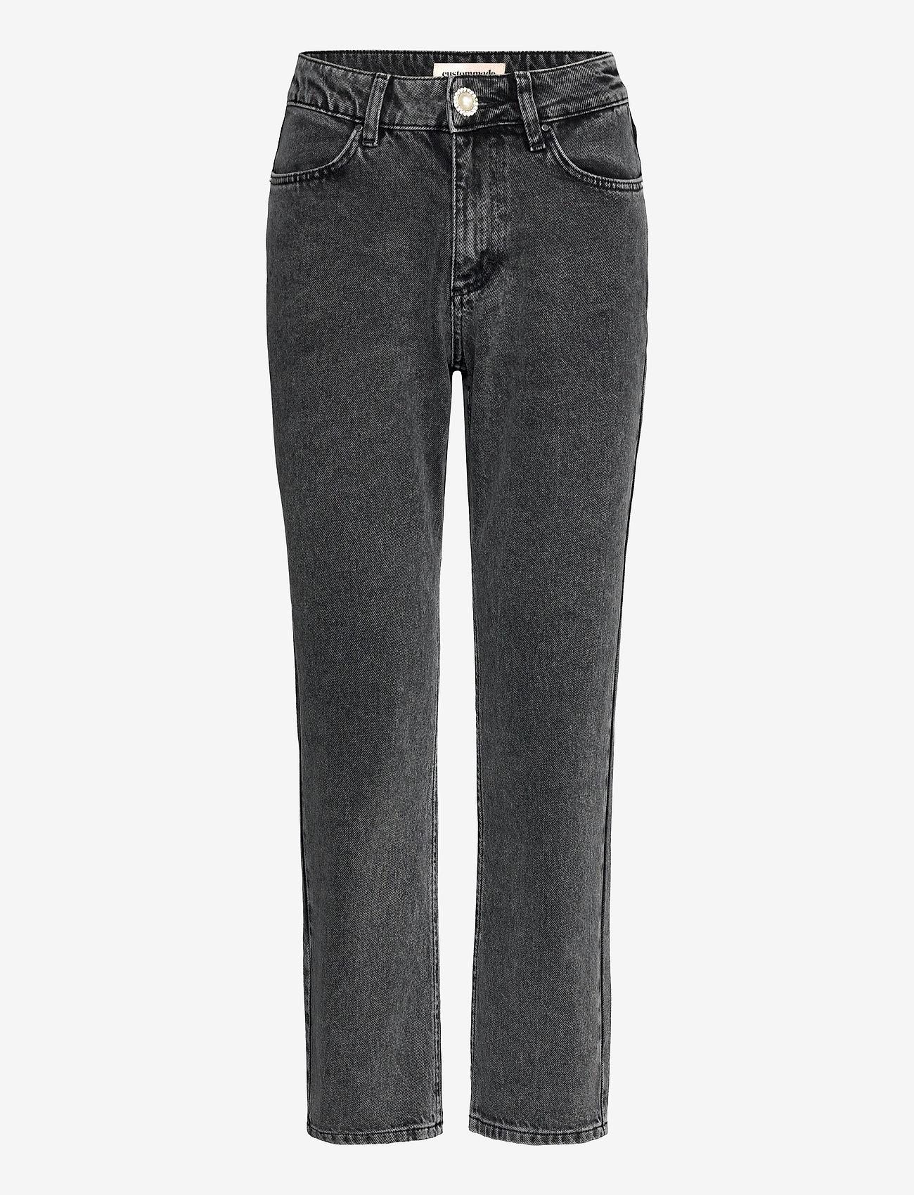 Custommade - Yuki - raka jeans - silver sconce - 0