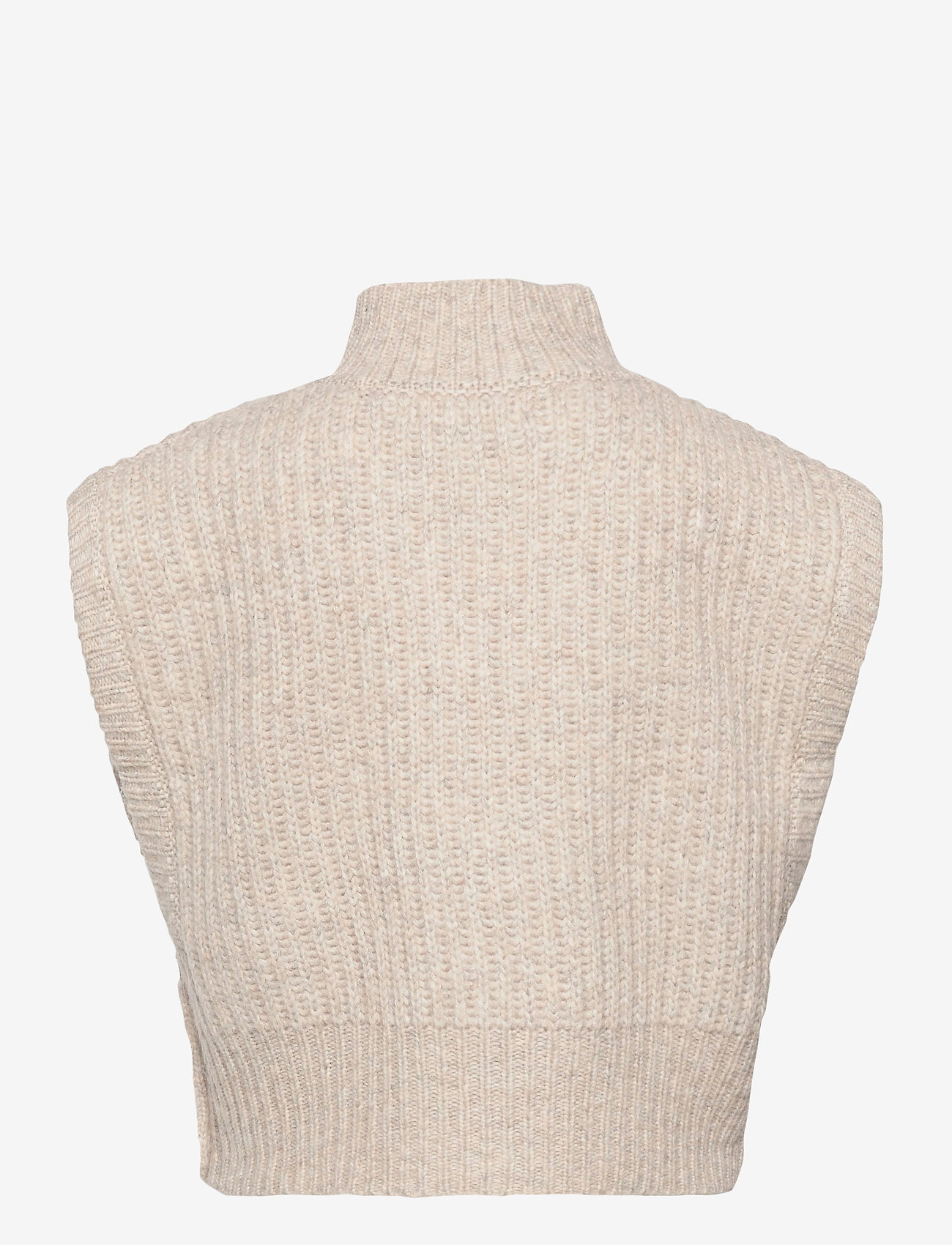 Custommade - Elfi - knitted vests - fungi brown - 1