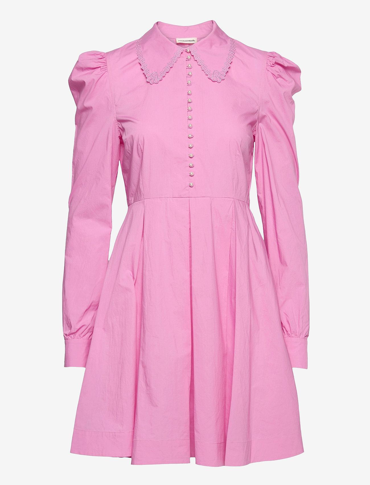 Custommade - Lucy - cocktailklänningar - fuchsia pink - 0