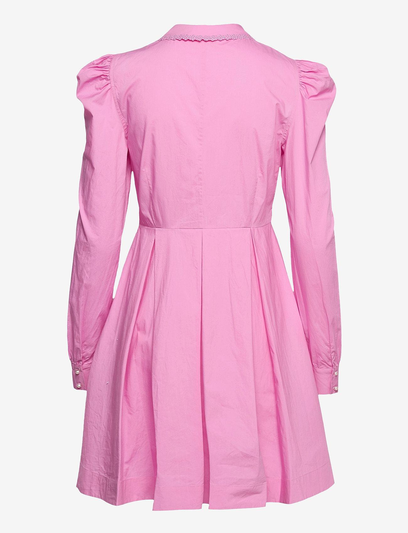 Custommade - Lucy - cocktailklänningar - fuchsia pink - 1