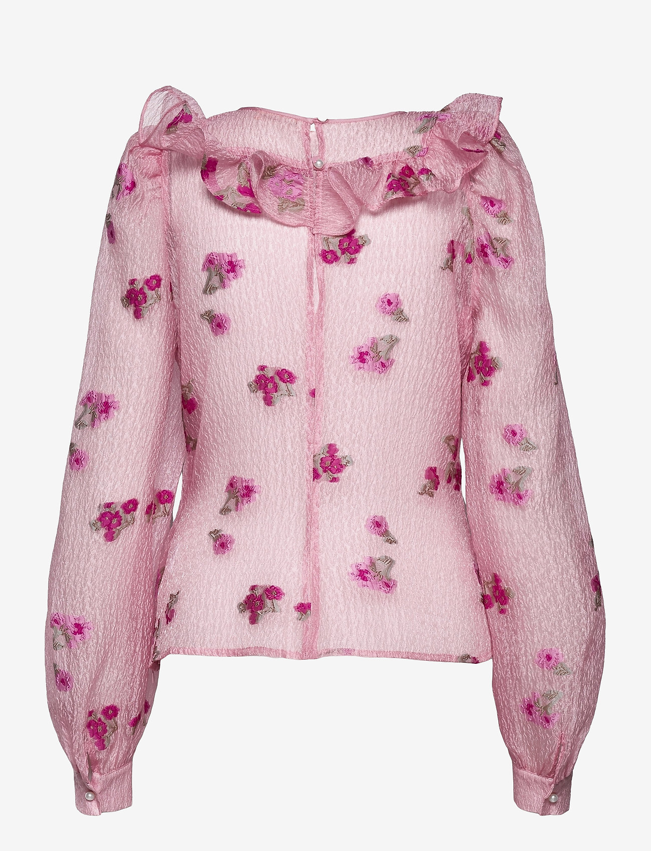 Custommade - Rinda - långärmade blusar - sweet lilac - 1