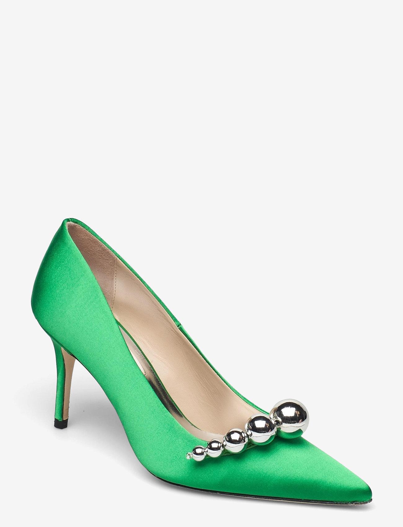 Custommade - Aljo Mirror Ball - klassiska pumps - classic green - 0