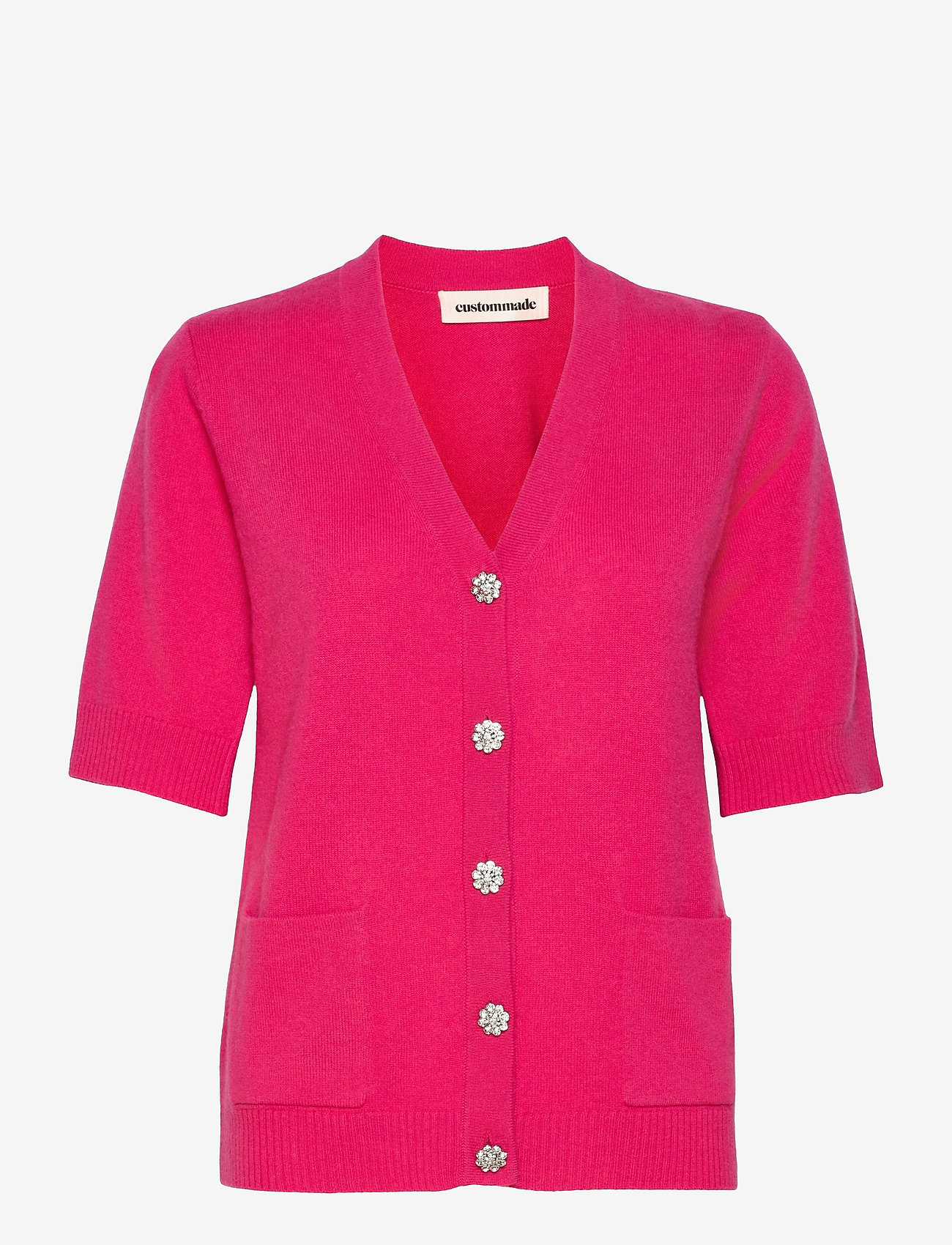 Custommade - Viola - cardigans - chateau rose - 0
