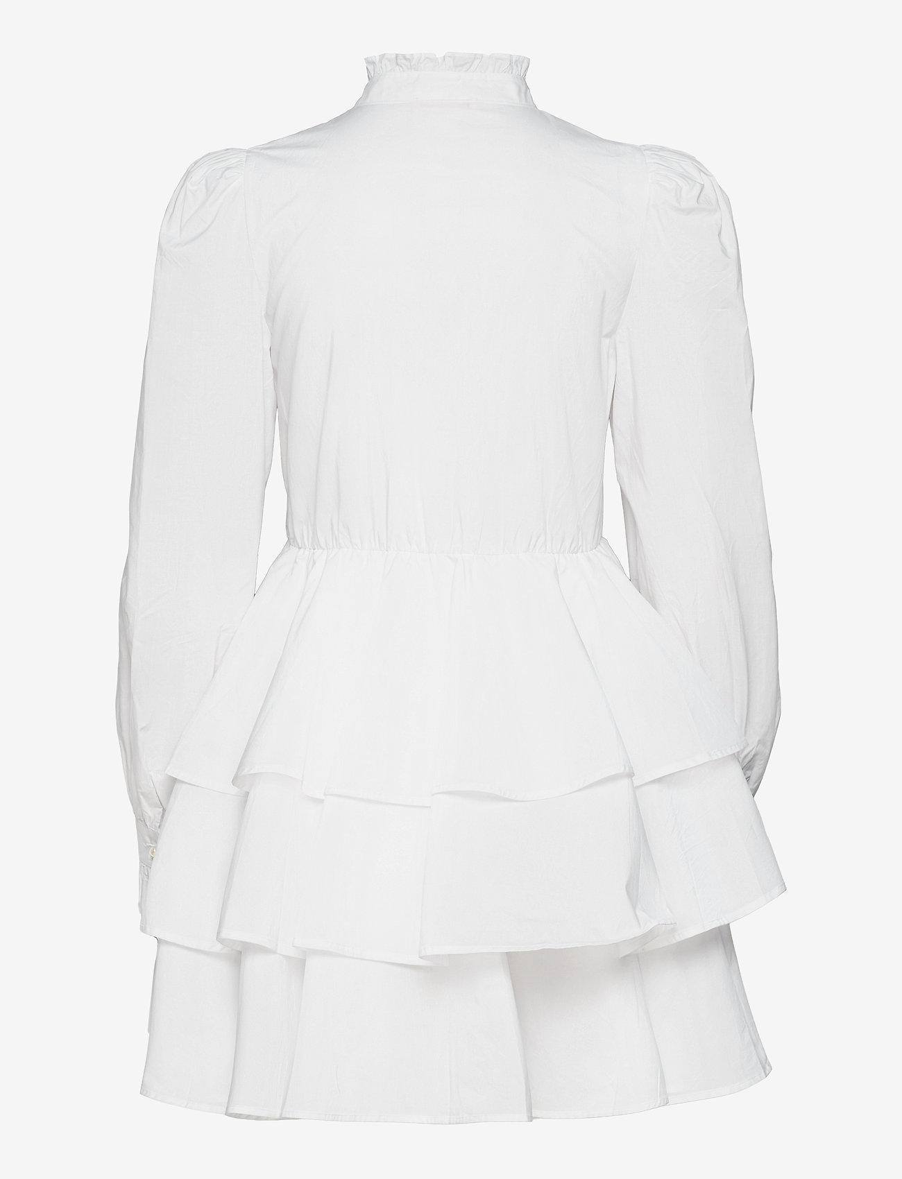 Custommade - Lydia - sommerkjoler - bright white - 1