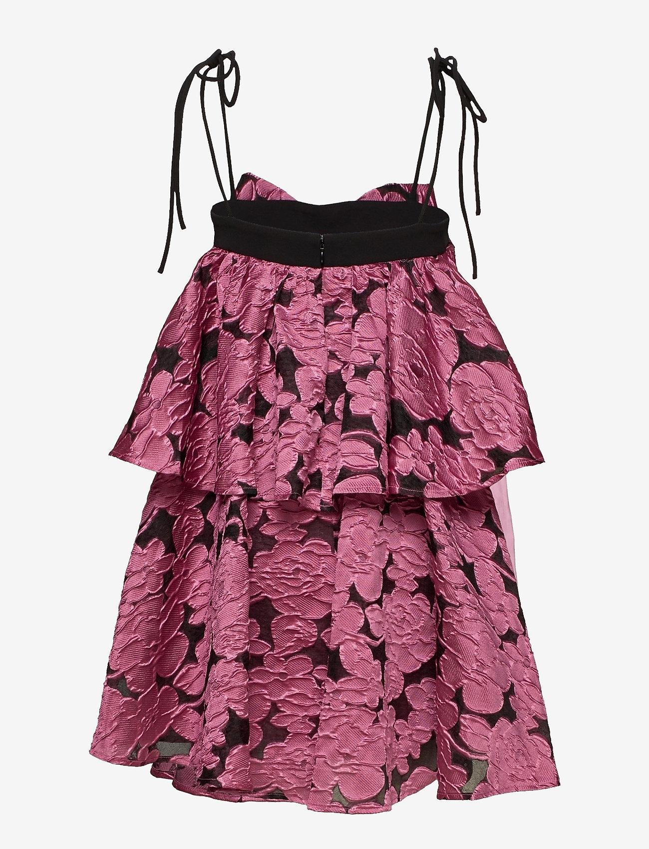 Custommade - Joanna BY NBS - festklänningar - chateau rose - 1