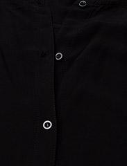 Custommade - Bahja - midiklänningar - anthracite black - 5