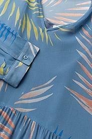Custommade - Palin - vardagsklänningar - forever blue - 4