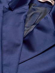 Custommade - Madelin Satin - blazers - estate blue - 2