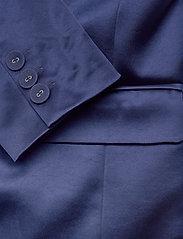 Custommade - Madelin Satin - blazers - estate blue - 3