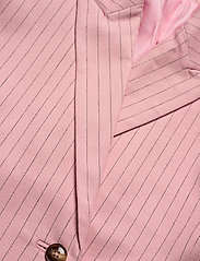 Custommade - Madelin Stripes - blazers - coral pink - 2