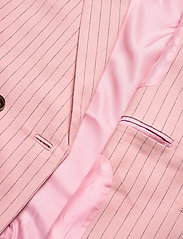 Custommade - Madelin Stripes - blazers - coral pink - 4