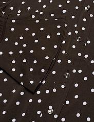 Custommade - Jelis - långärmade skjortor - mole brown - 3